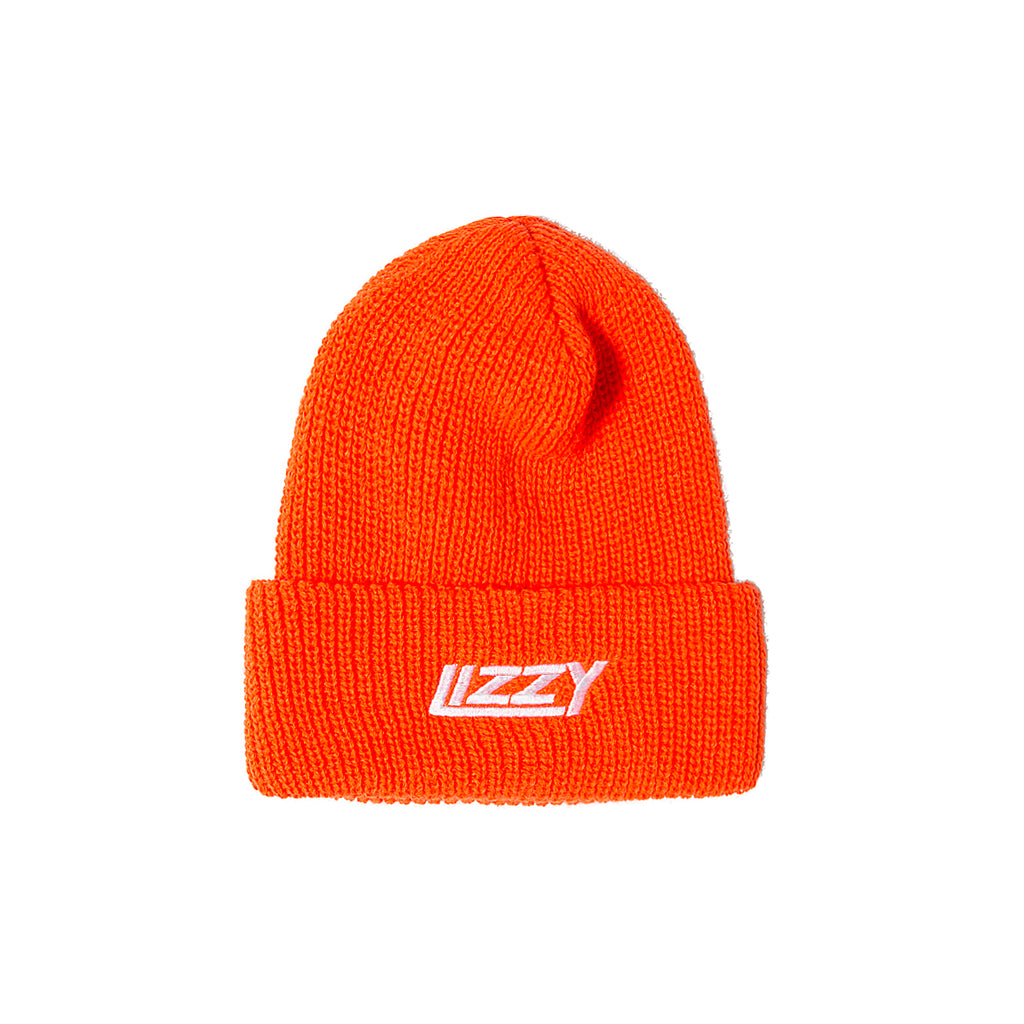 Lizzy Sports Beanie | Orange