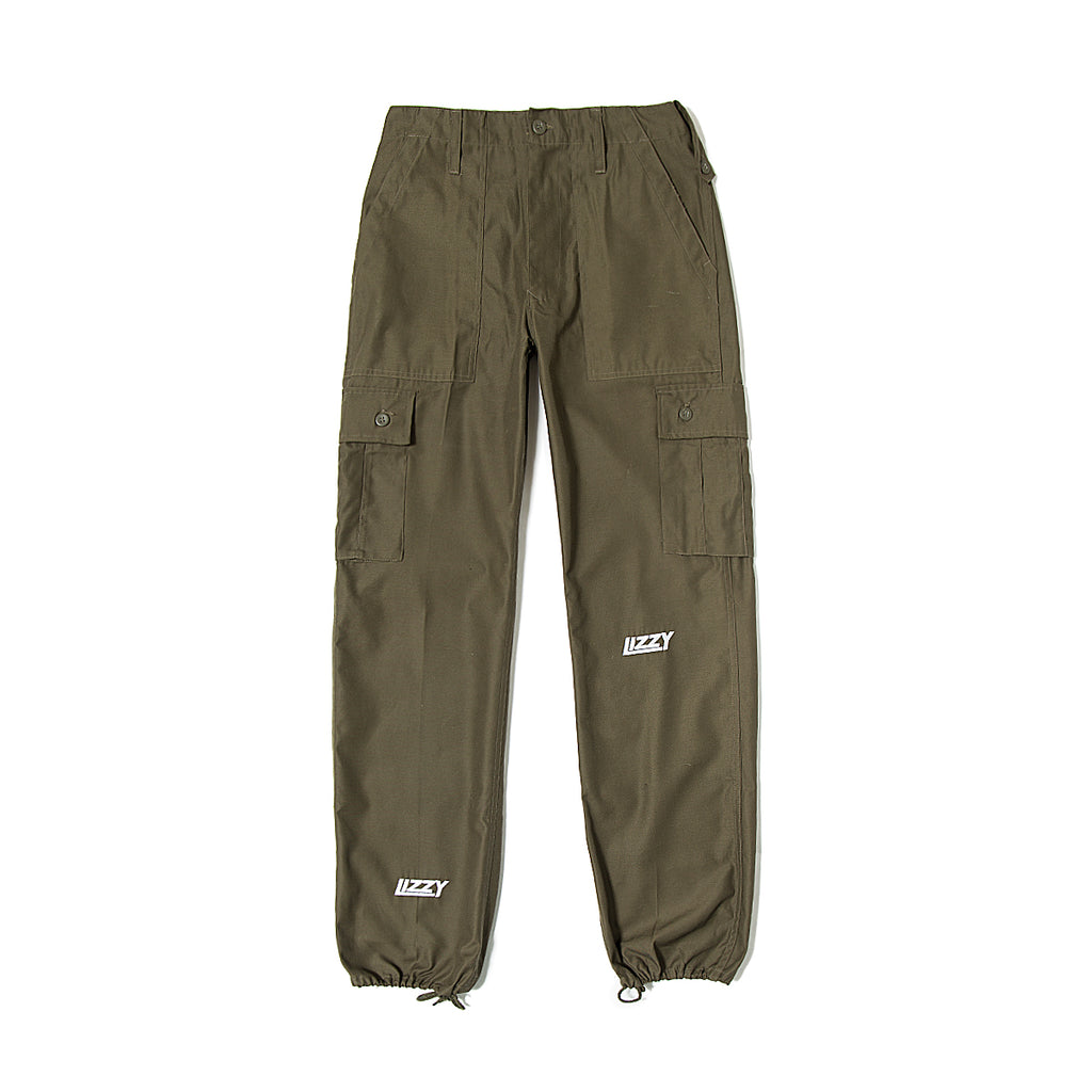 Lizzy Sports Cargo Pants - Green