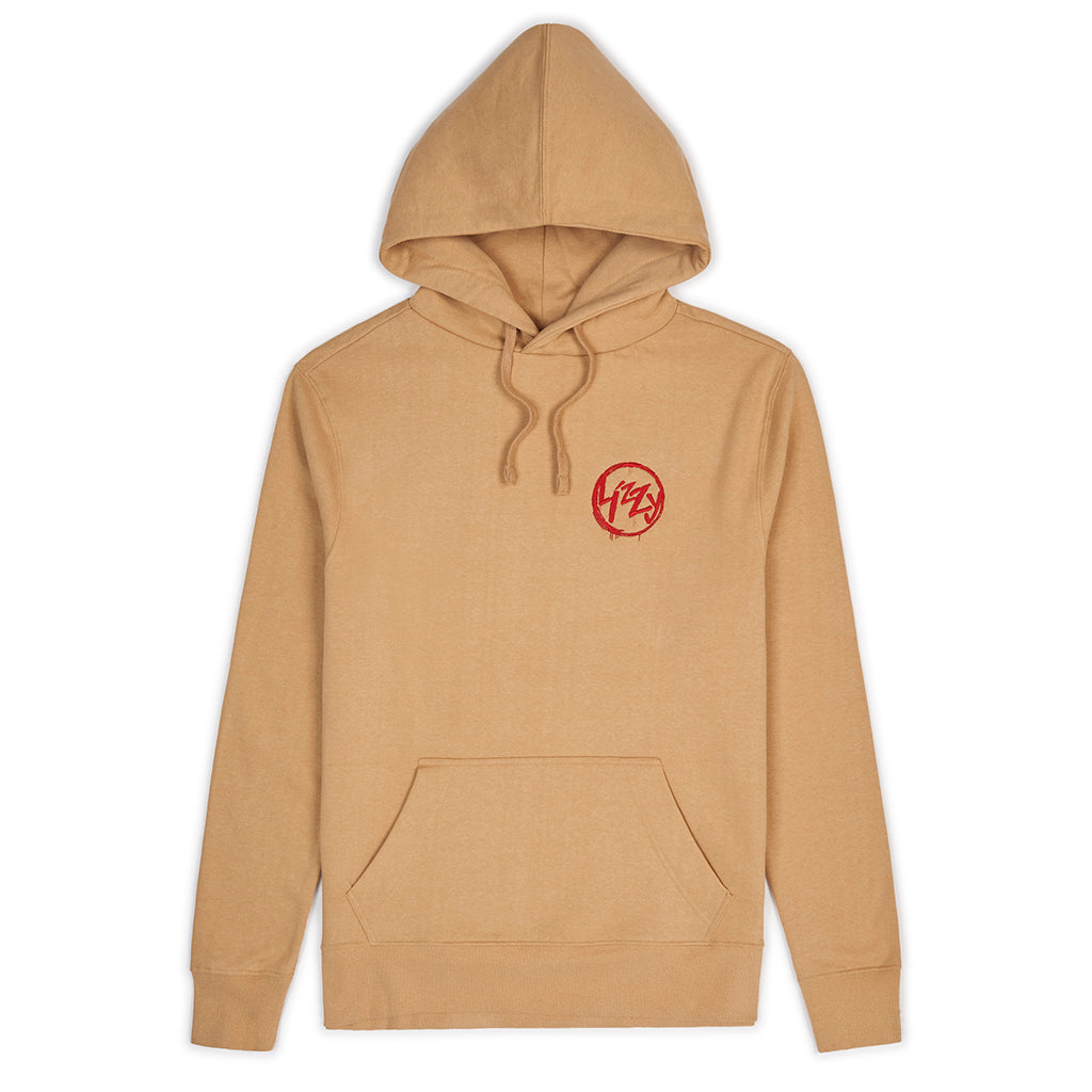 Consigliere Tracktop - Croissant/Red
