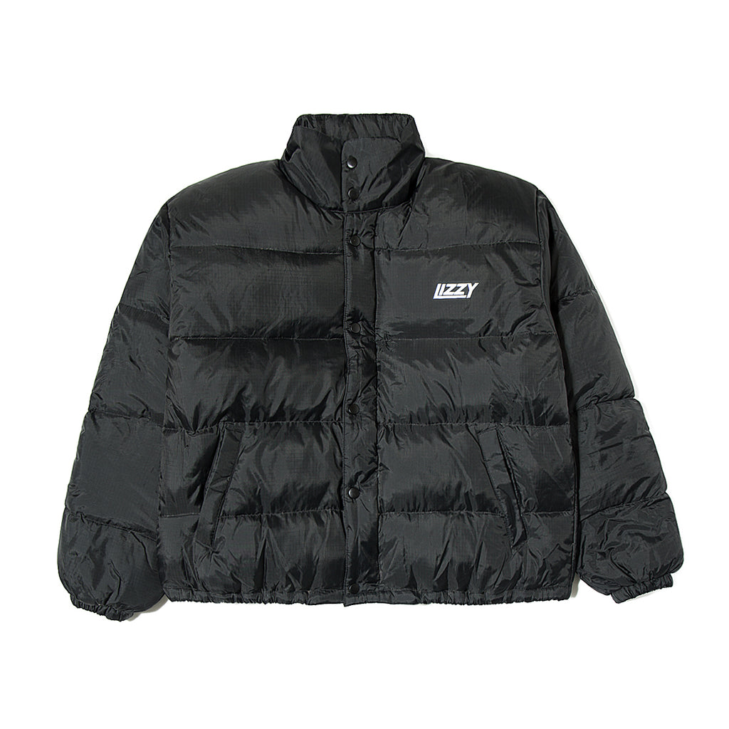 Lizzy Sports Puffer | Black