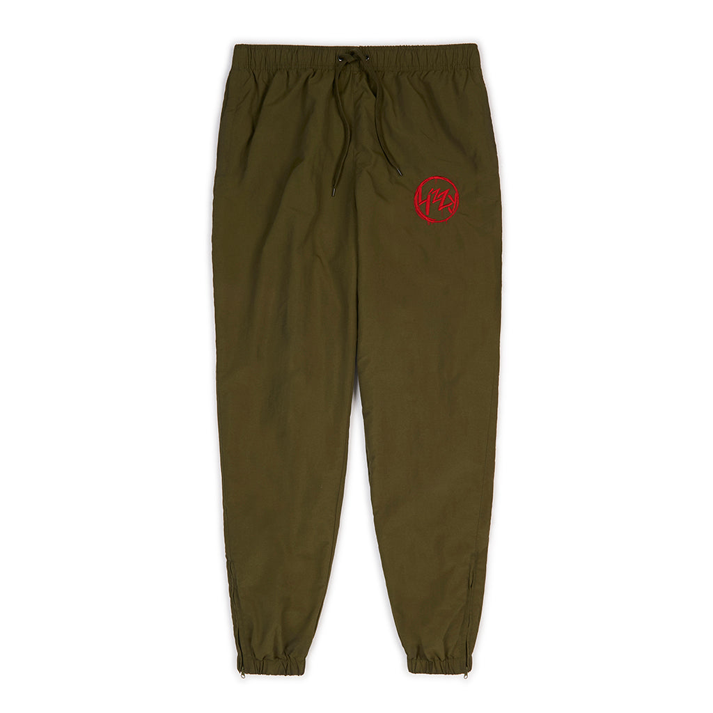 Mafia Trackbottom - Green/Red