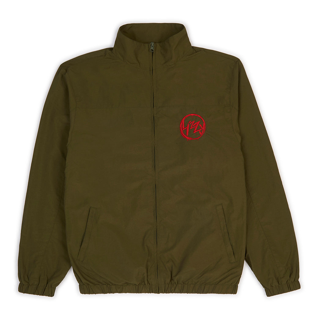 Mafia Tracktop - Green/Red