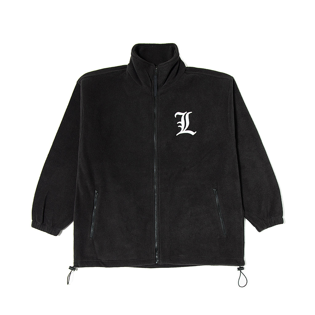 Lizzy L Fleece - Black