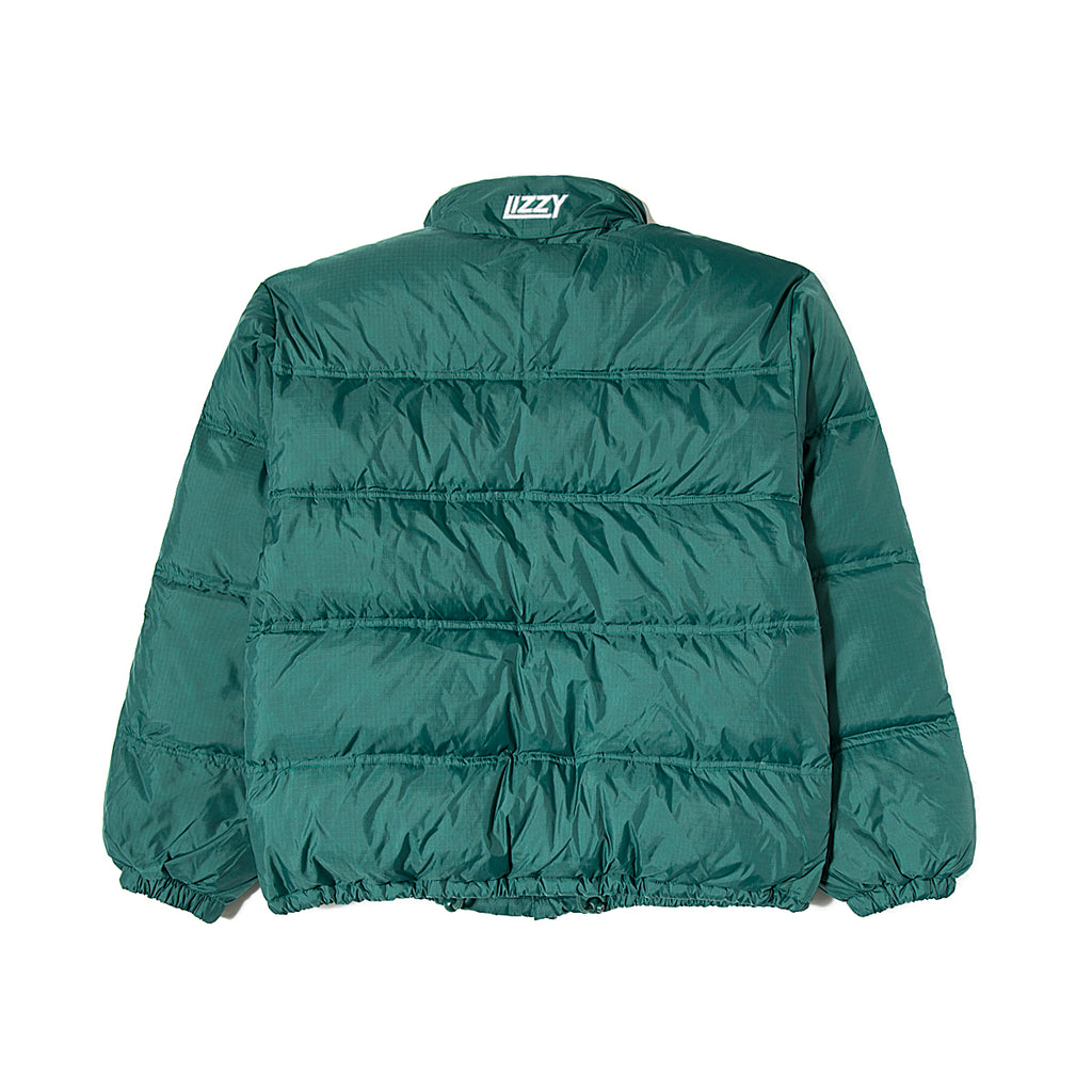Lizzy Sports Puffer | Green