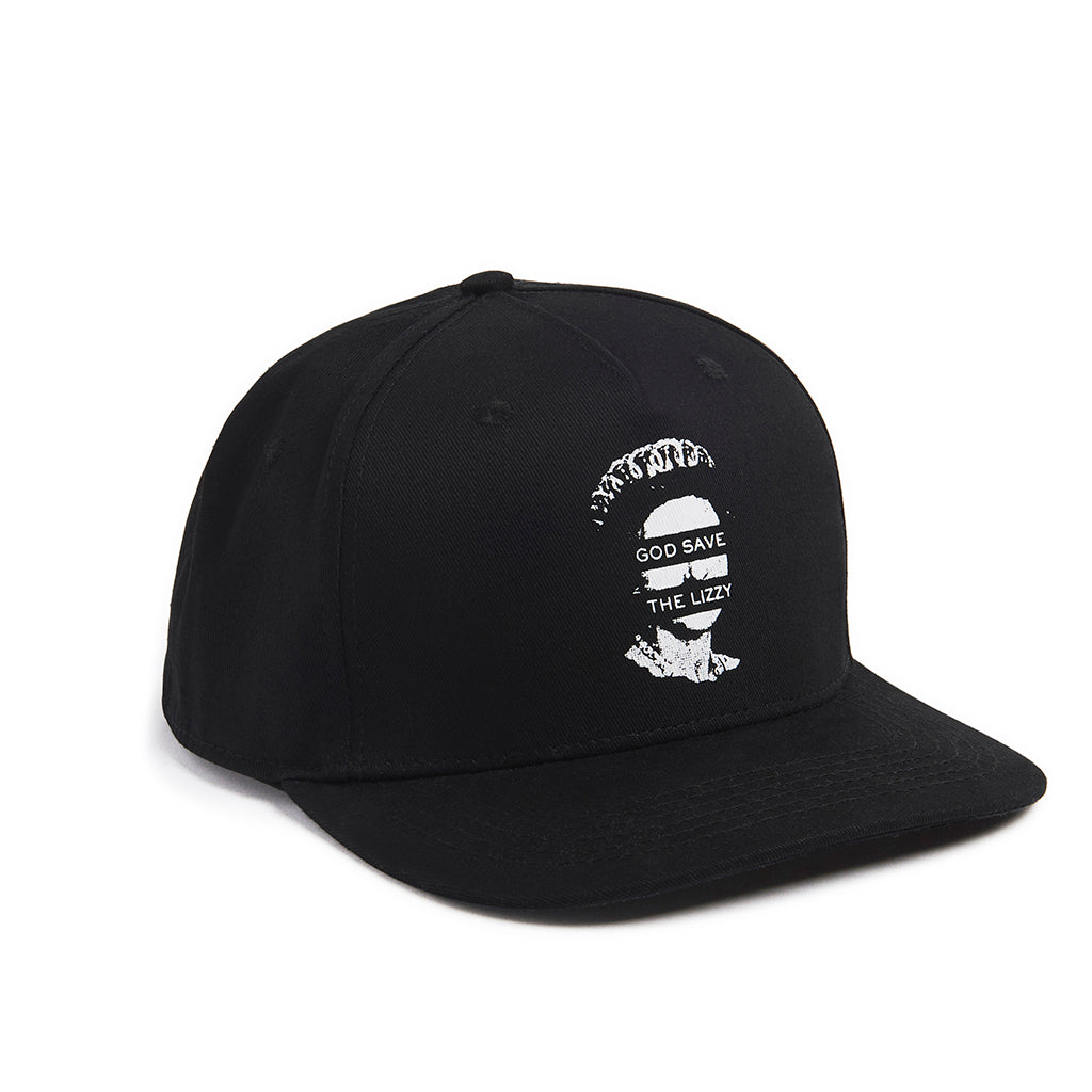 God Save The Lizzy Hat - Black