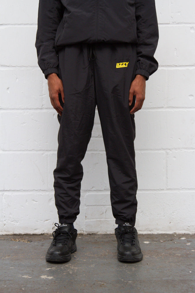 Mafia Trackbottom - Black/Yellow