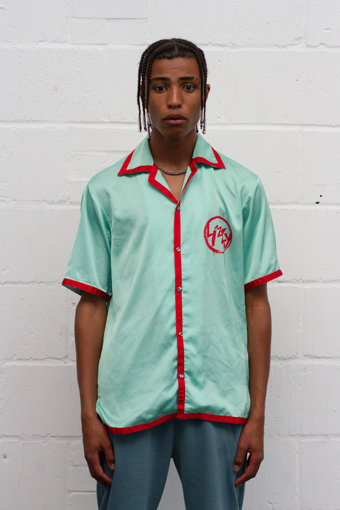 Don Shirt - Mint Green (Pre-Order)