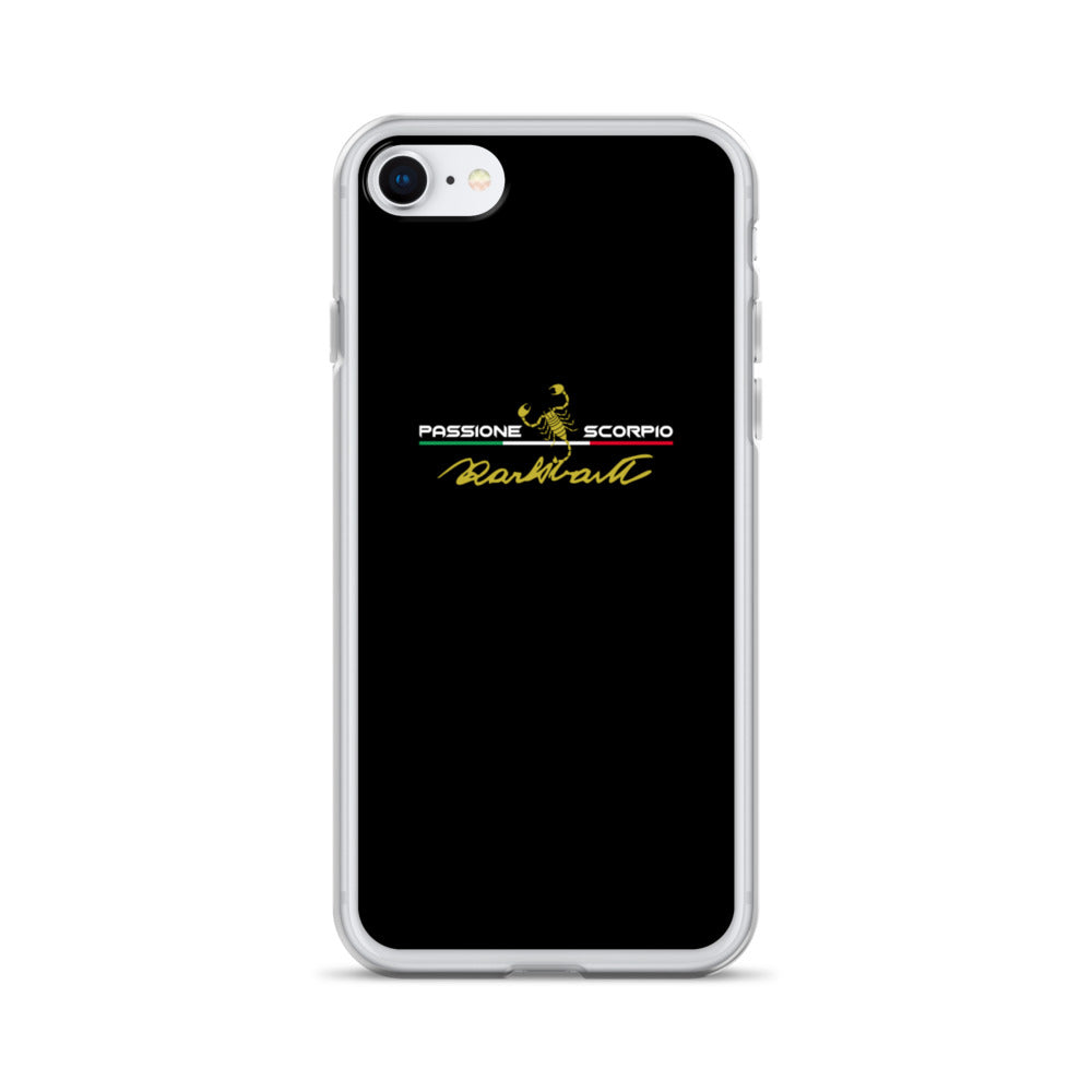 """Carlo Abarth Signature "" iPhone Case"