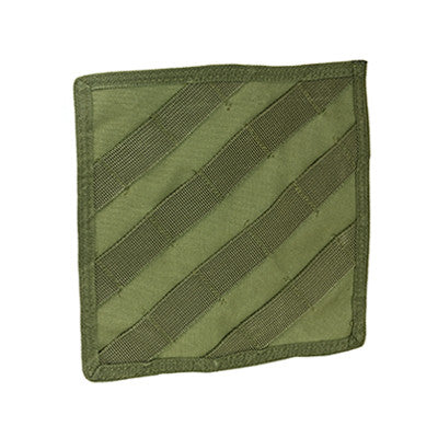 45 Degree Molle Panel - Green
