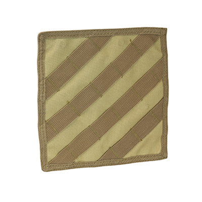 45 Degree Molle Panel - Tan