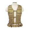 PAL/MOLLE Modular Vest - Larger - Tan
