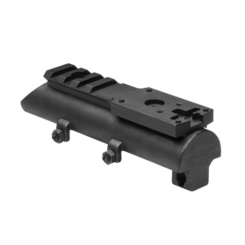 SKS RECEIVER COVER MOUNT DESIGNED FOR MICRO DOT SIGHT DDAB & DGAB