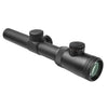 VISM® by NcSTAR® SAFARI SERIES SCOPE/ 1.1-4 X 24MM/ CROSS PLEX