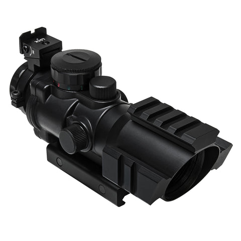 4X32 Compact Prismatic Scope with Tri Rail- Y2002