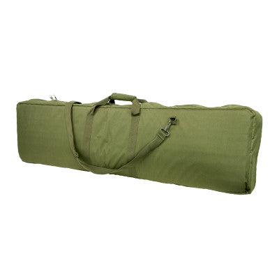 Discreet Double Rifle Case - Green