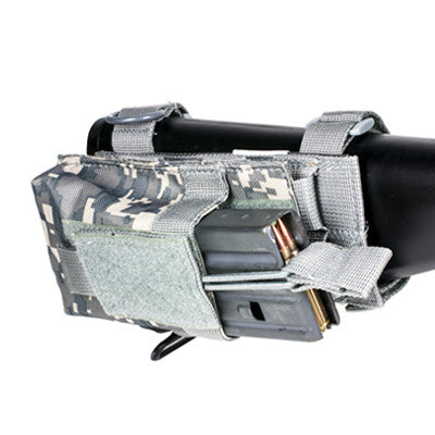 Single Mag Pouch With Stock Adapter - Digital