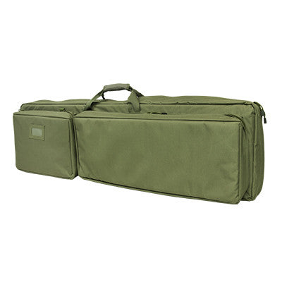 Double Rifle Case - Green