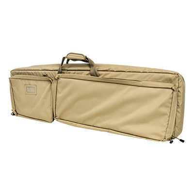 Double Rifle Case - Tan
