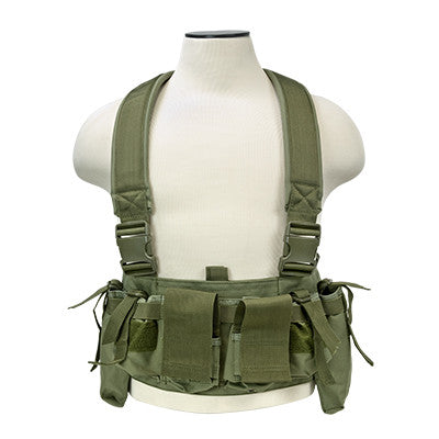 Ultimate Chest Rig - Green