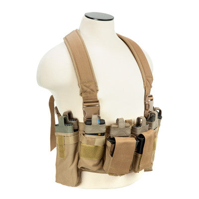 Ultimate Chest Rig - Tan
