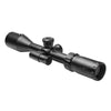 3-9X42 Full-Size Scope with Integrated Green Laser - P4 Sniper
