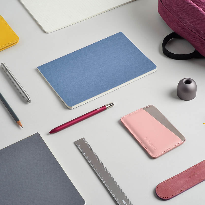 Baron Figs best sellers featuring notebooks, pens, pencils and desk goods