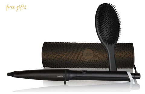 ghd CURVE® LONG-LASTING CURLING WAND GIFT SET