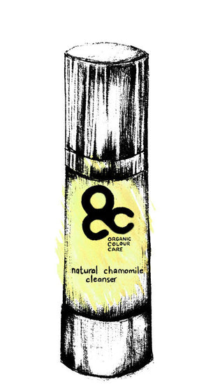 OCC Natural Chamomile Cleanser