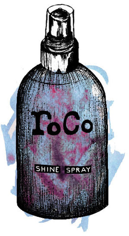 RoCo Shine Spray