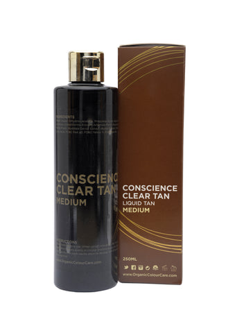 Conscience Clear Tan Medium