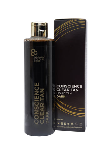 Conscience Clear Tan Dark