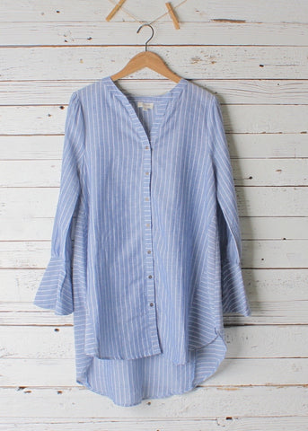 Libby Striped Tunic