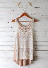 Sparrow Crochet Top