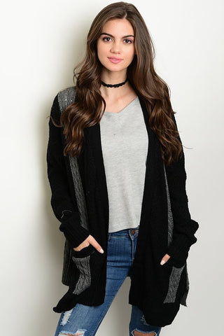 Sienna Pocket Cardigan