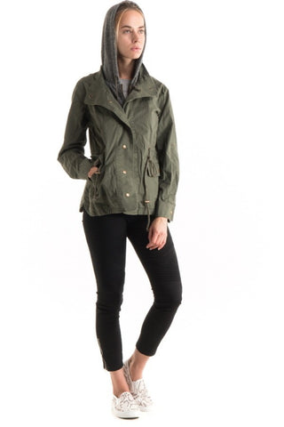 Willow Cargo Jacket