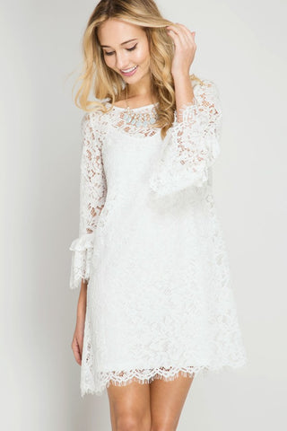 Wren Lace Dress