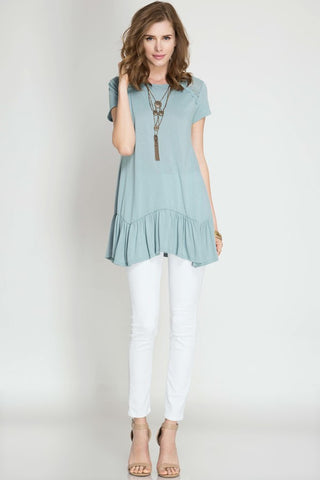 Kinsley Lace Top