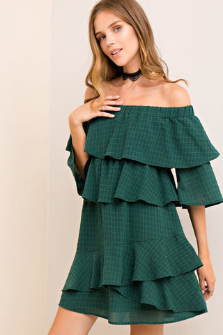 Diedre Off Shoulder Dress