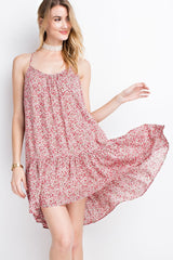 Patches Sun Dress