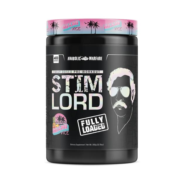 Stim Lord Fully Loaded