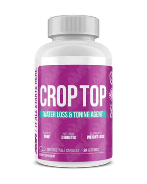 AMN Crop Top - NextGen Nutrition