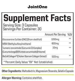 JointOne - NextGen Nutrition
