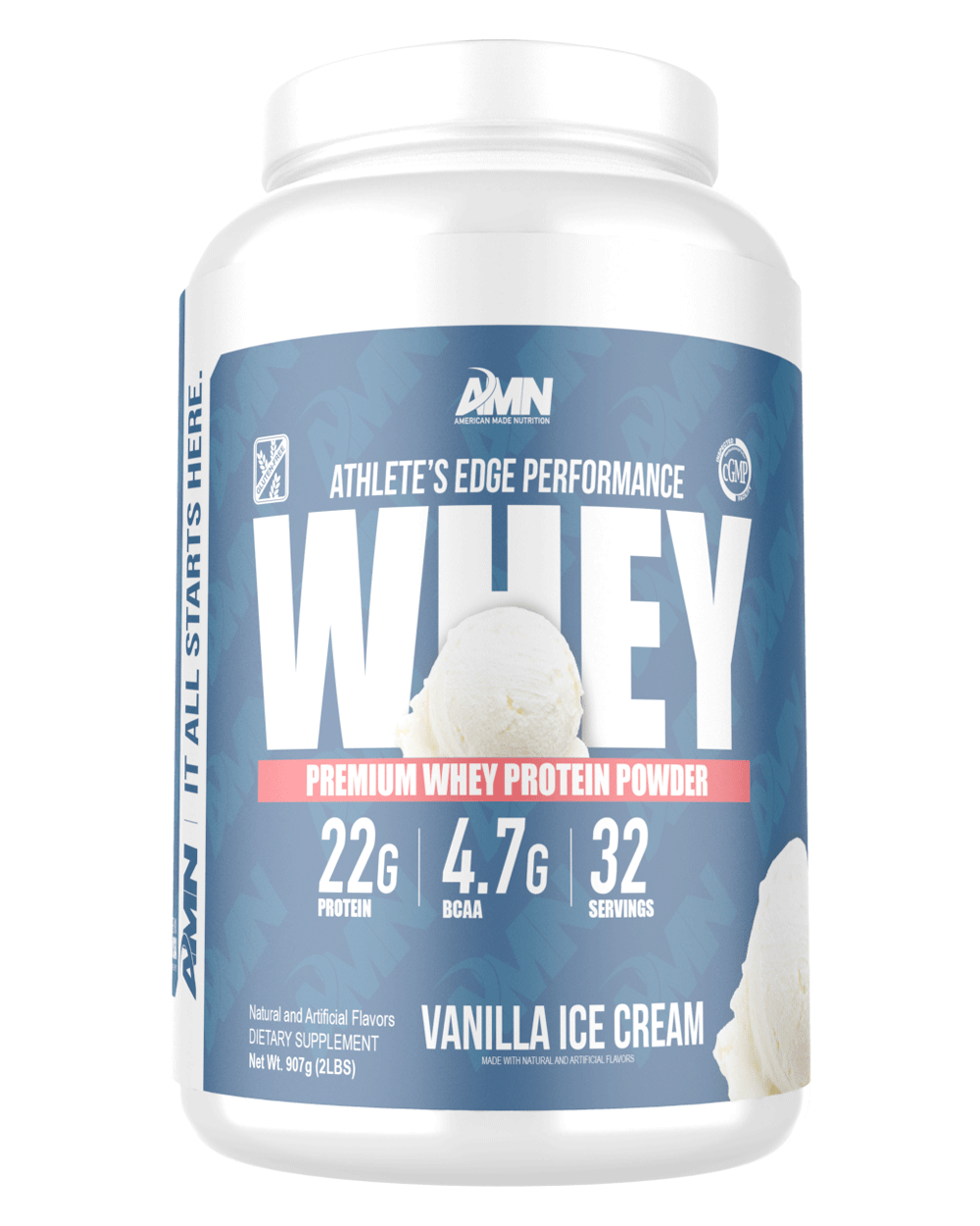 AMN Athlete's Edge Performance Whey
