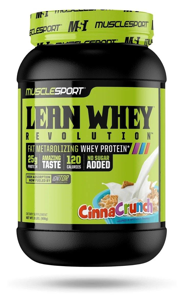 Lean Whey - NextGen Nutrition