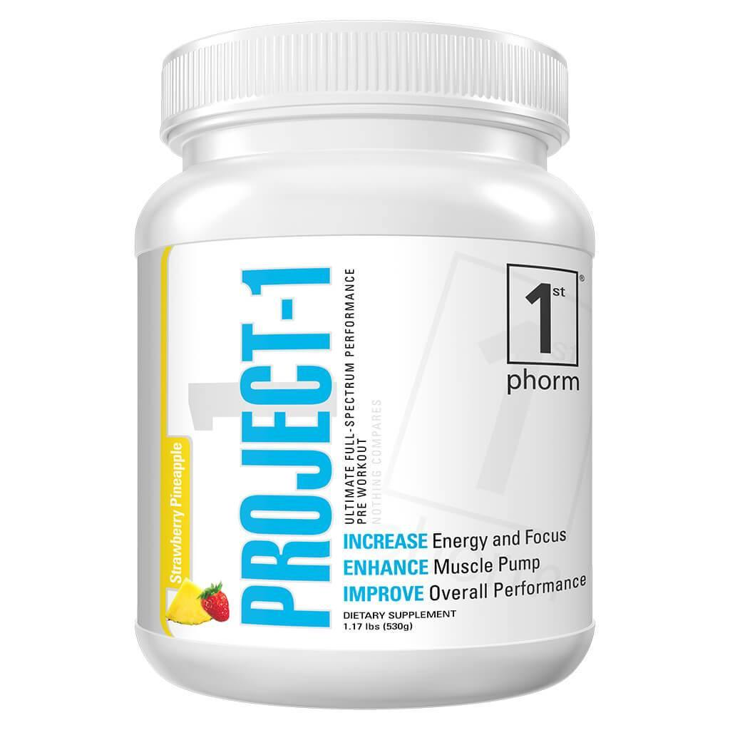 1st Phorm Project 1 - NextGen Nutrition