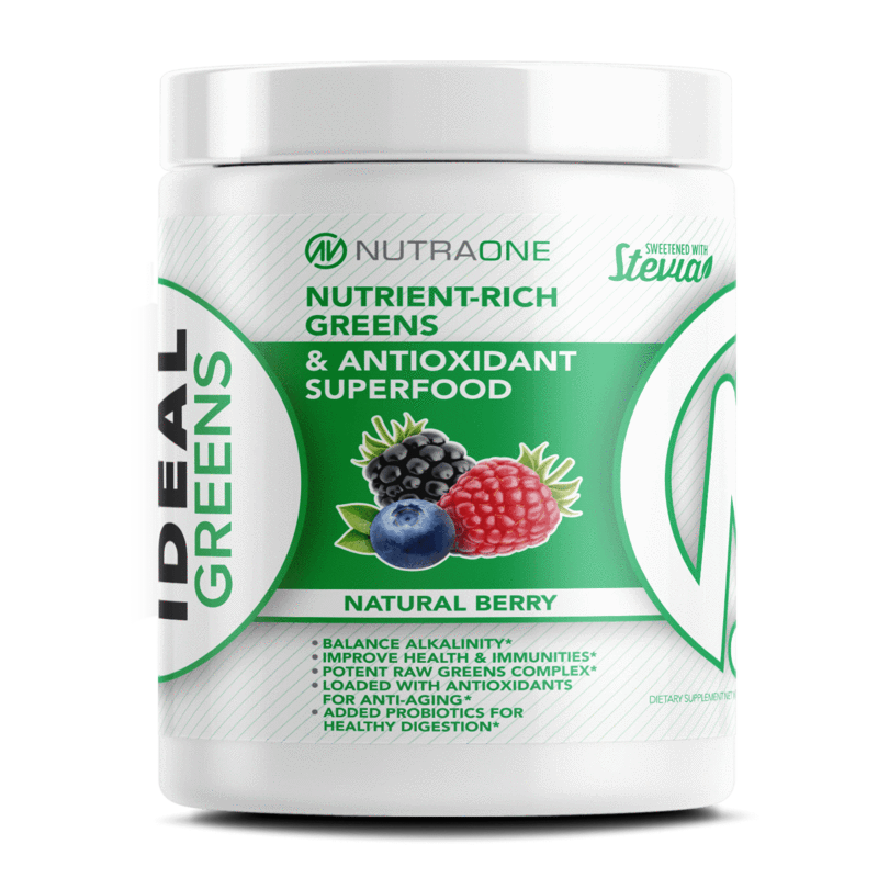 Ideal Greens - NextGen Nutrition