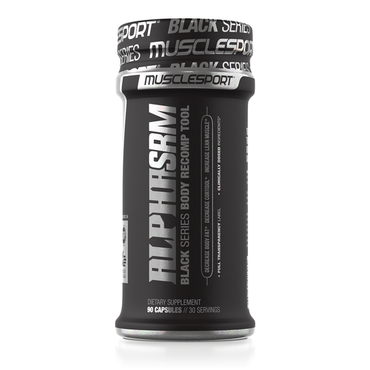 AlphaSRM - NextGen Nutrition