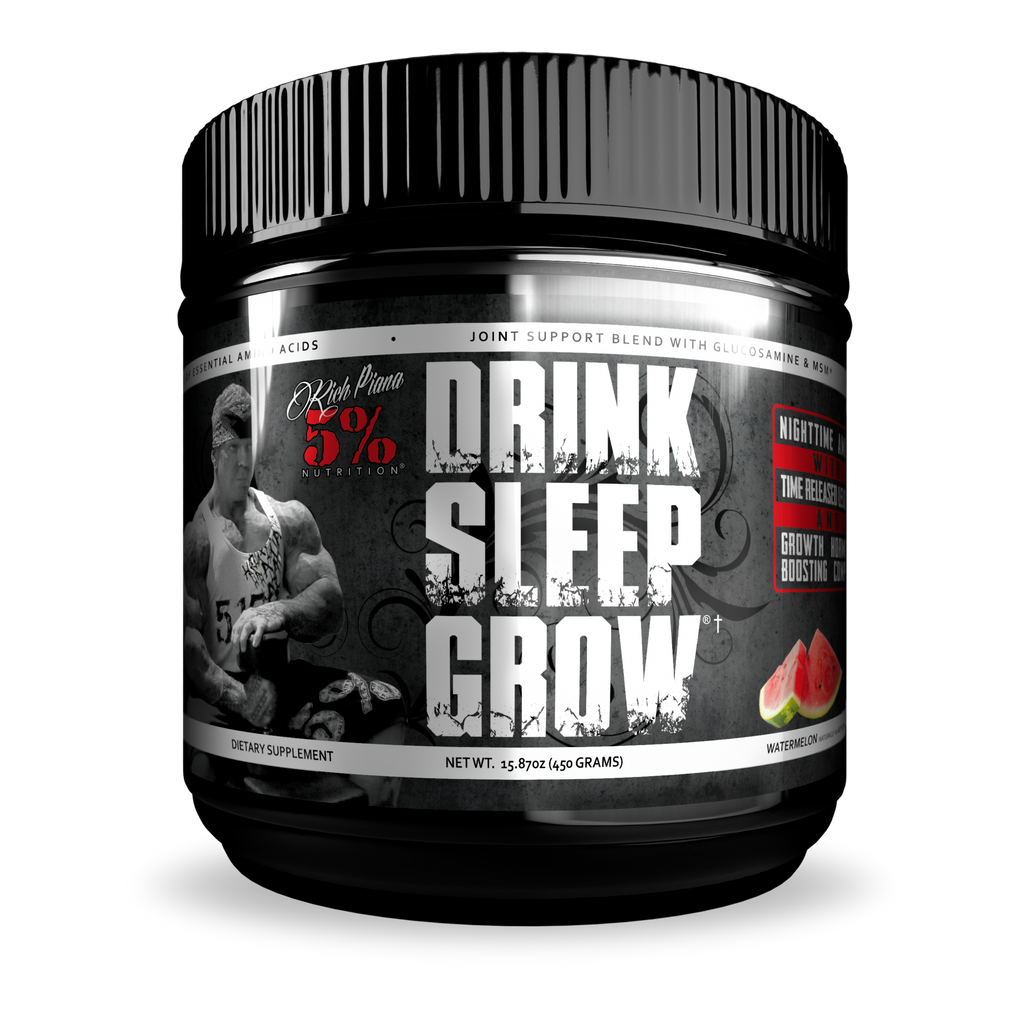 5% Drink Sleep Grow - NextGen Nutrition