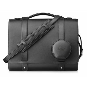 Leica Q Leather Day Bag, Black