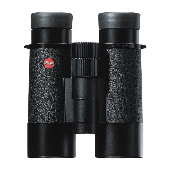Leica 8x42 Ultravid BL Binocular - Black Leather